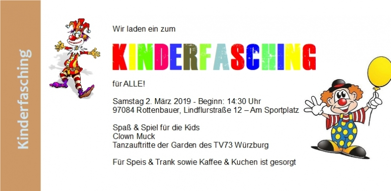 24 Kinderfasching